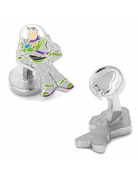 Disney - Full body Buzz Lightyear Cufflinks