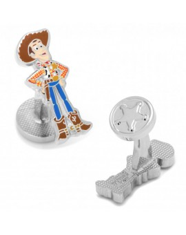 Disney - Full body Sheriff Woody Cufflinks