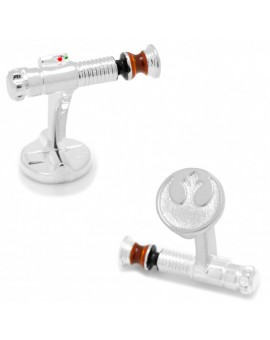 Luke Skywalker Lightsaber Star Wars Cufflinks