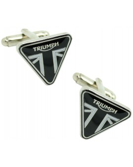 New Triumph Logo Cufflinks