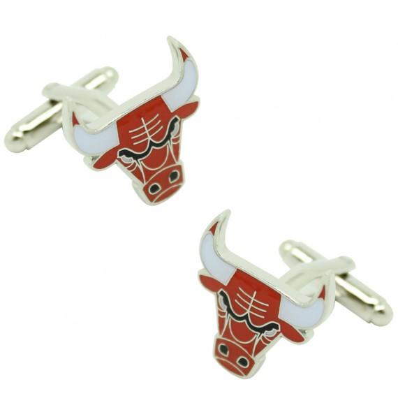 Chicago Bulls Cufflinks