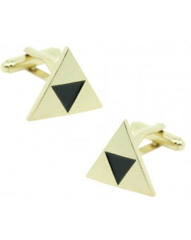 Triforce Symbol Cufflinks