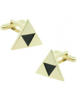 Triforce Symbol Cufflinks