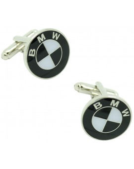 Gemelos BMW negro