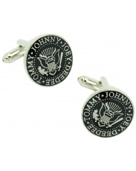 Cufflinks of LOS RAMONES