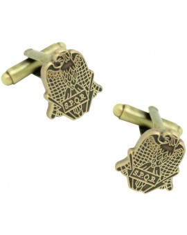 Roman Empire Eagle Standard Cufflinks