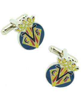 Villareal Football Club Cufflinks