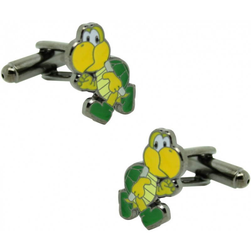 b7ca82dece4 Koopa Troopa Mario Bros. Cufflinks. Loading zoom