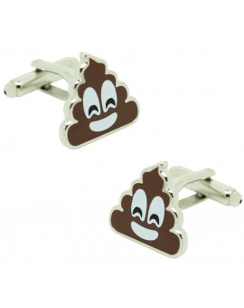 Tintin Rocket Cufflinks