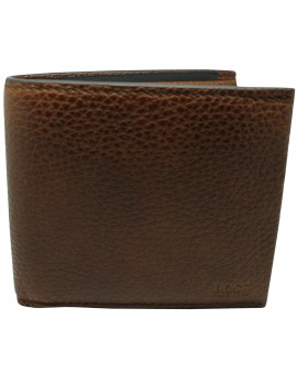 Brown wallet Hugo Boss black printed HUGO