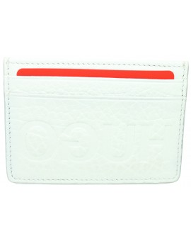 White Card holder subway by HUGO