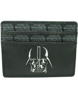 Tarjetero Darth Vader de Star Wars - Oficial