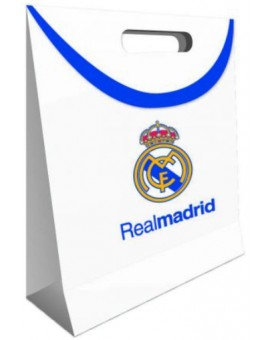 Official Bag in White of Real Madrid Club of Soccer| Official
