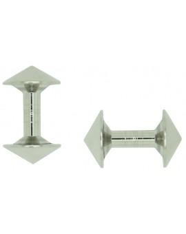 ICON Model X Cufflinks – PLATED