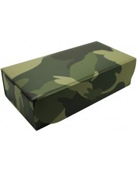 camouflage 12-P Cufflinks Case