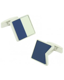 Cufflinks Hugo Boss alpha flag boat