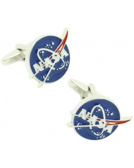 NASA Cufflinks for shirt