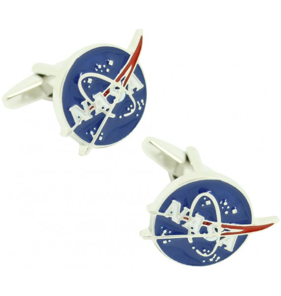 Gemelos para camisa NASA