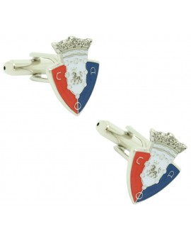 Cufflinks for shirt Club Atlético Osasuna