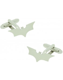Cufflinks for shirt Signal Batman plated