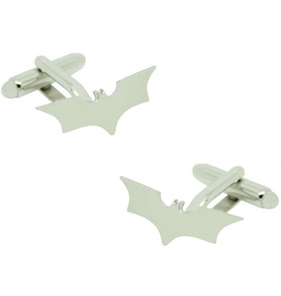 Cufflinks for shirt Signal Batman plated