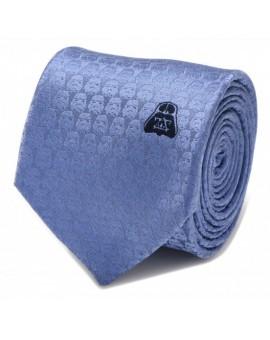 Imperial Force Blue Star Wars Tie for men