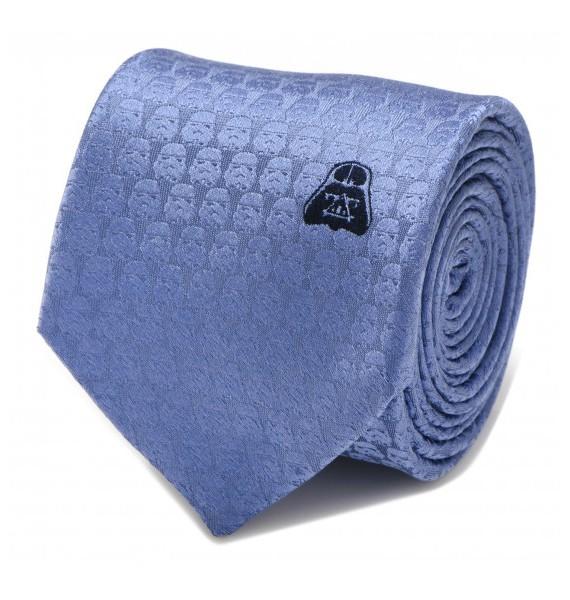 Corbata Imperial Force Azul Star Wars