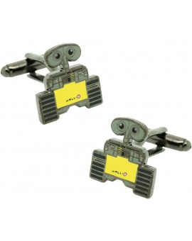 Cufflinks for shirt WALL-E color