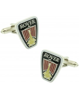 Cufflinks for shirt logo ROVER