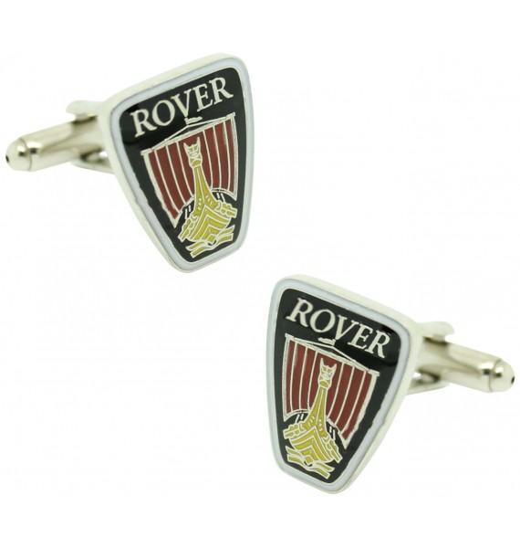 Cufflinks for shirt logo ROVER