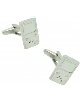 Game Boy plated cufflinks