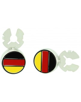Cover button flag of Germany