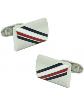 Cufflinks for Tommy Hilfiger Square shirt