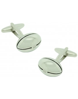 American Football plated Cufflinks