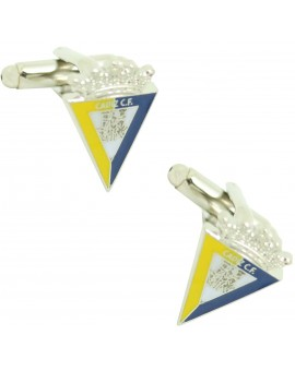 Cufflinks for shirt Cádiz Club of Soccer