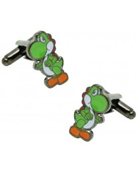 Cufflinks YOSHI Mario Bros