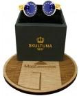 Cufflinks for shirt Skultuna European Union - golden