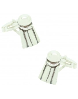 Costal shirt cufflinks Sterling silver