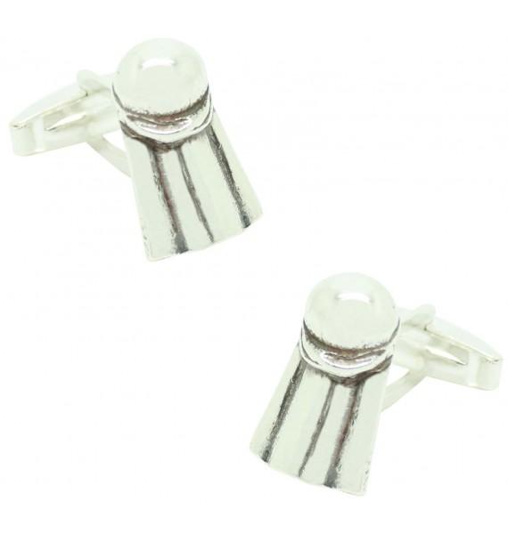 Costal shirt cufflinks Sterling silver