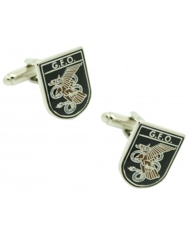 Cufflinks for shirt GEO special group of operations
