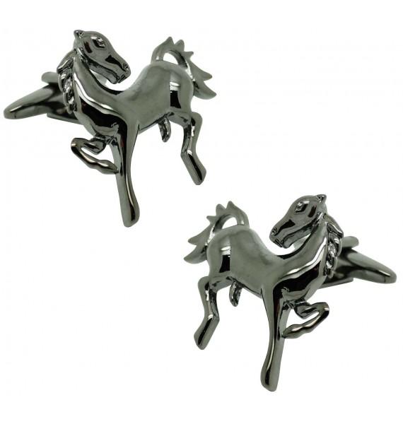 black horse Cufflinks