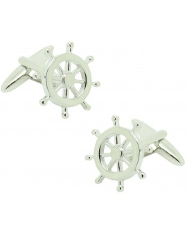 Boat Wheel Cufflinks