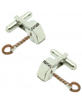 Thor hammer shirt cufflinks - MARVEL