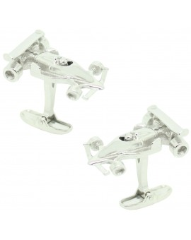 Original Formula 1 car shirt cufflinks