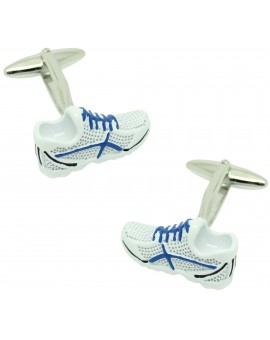 Asics Running Shoes Cufflinks