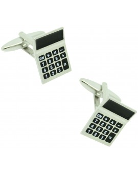 Cufflinks for table Calculator table
