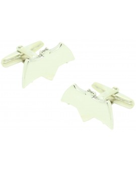 PREMIUM Sterling Silver Batman Icon Bruce Wayne Cufflinks