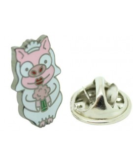 Pin Piggy wife Simpsons Wedding