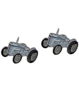 Gemelos Tractor Clásico