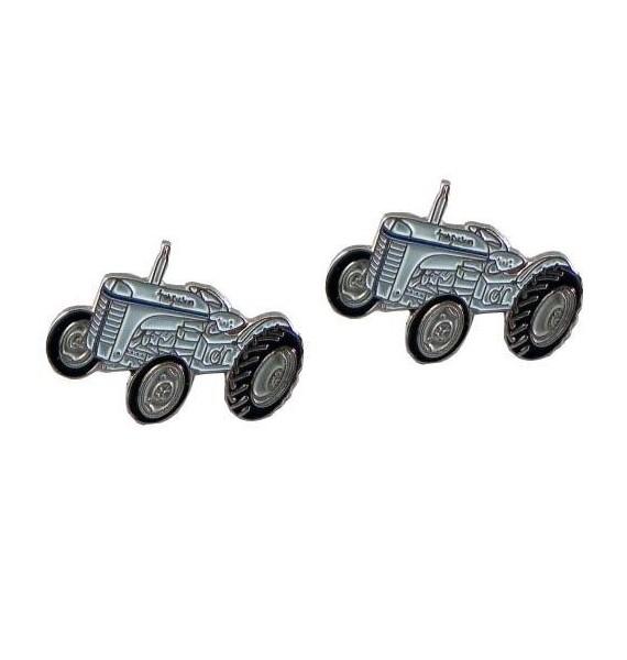 Vintage Tractor Cufflinks